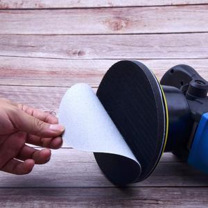 5 дюймов, шлифовальные диски 125 мм, водонепроницаемая наждачная бумага с крючком и петлей, наждачная бумага 320-10000, абразивный материал для вл...