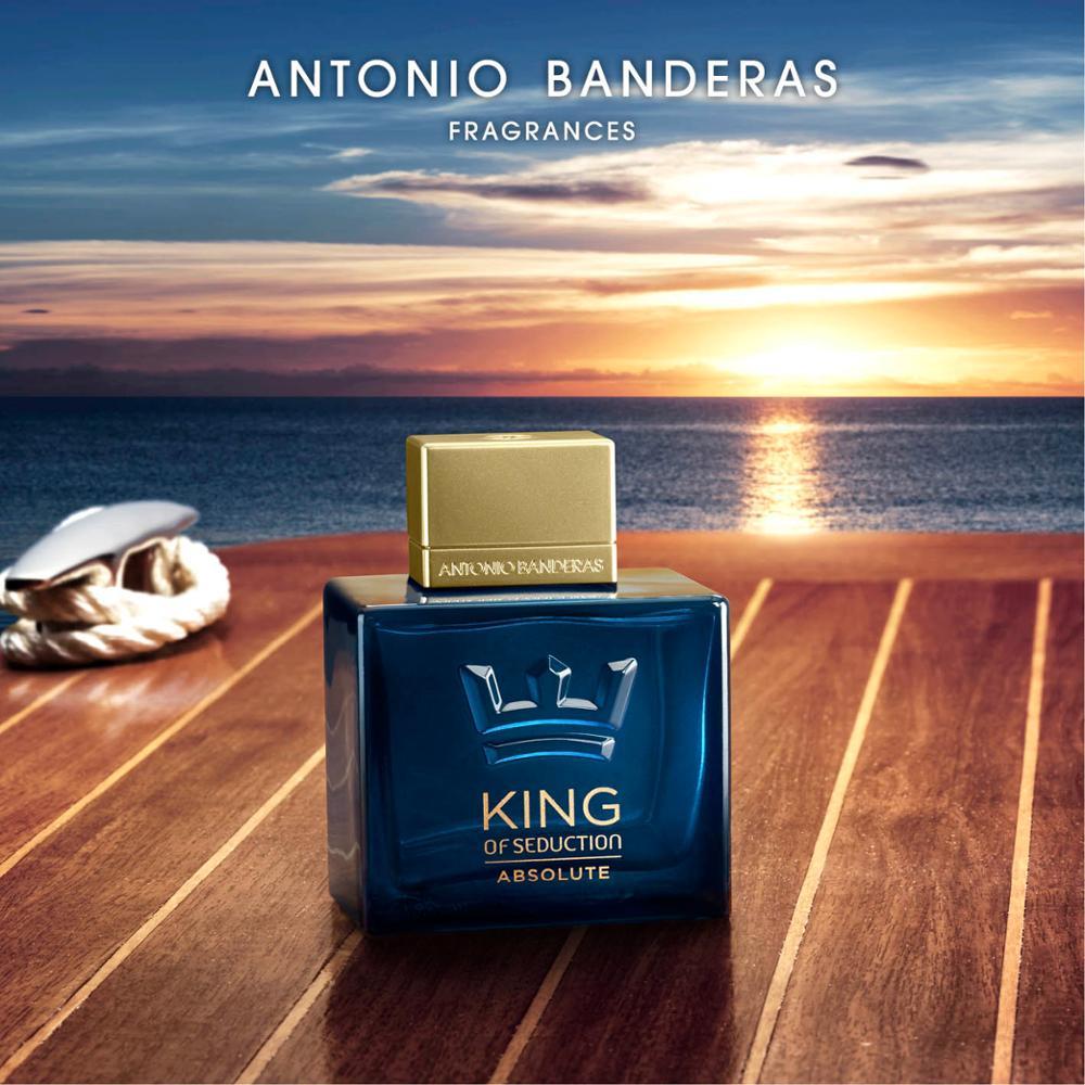 Perfume Antonio Banderas King Of Seduction Absolute Eau De Toilette Perfume 100 Ml