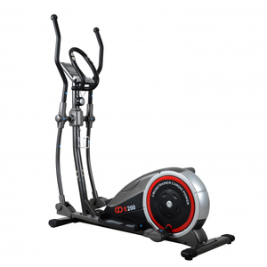 Elliptical trainer cardiopower E200