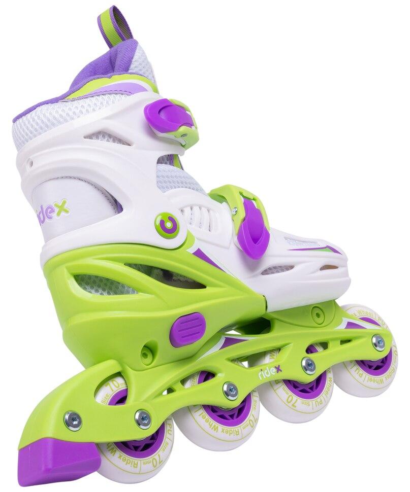 Roller Skates Sliding Ridex Cricket, Plast. Rama