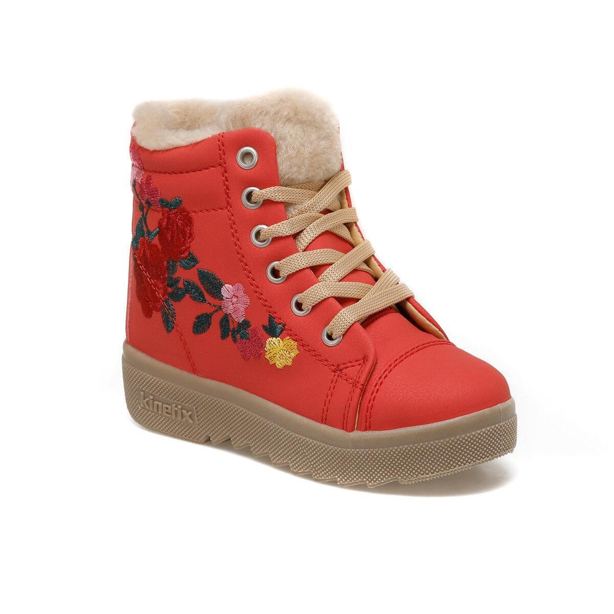 FLO SEVAY F Pomegranate Flower Female Child Boots KINETIX