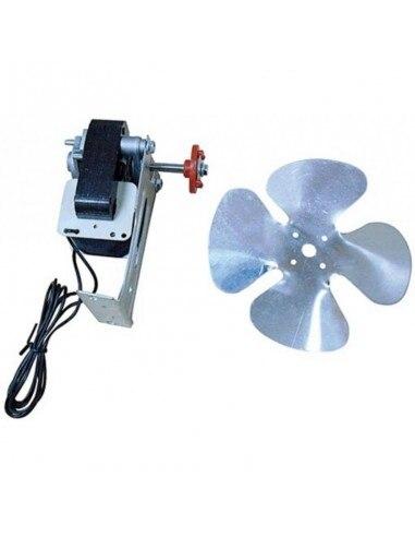Ventilador motor geladeira padrão não geada yzf3206|Peças p/ geladeira| |  - title=