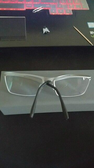 -- Titânio Óculos Quadro