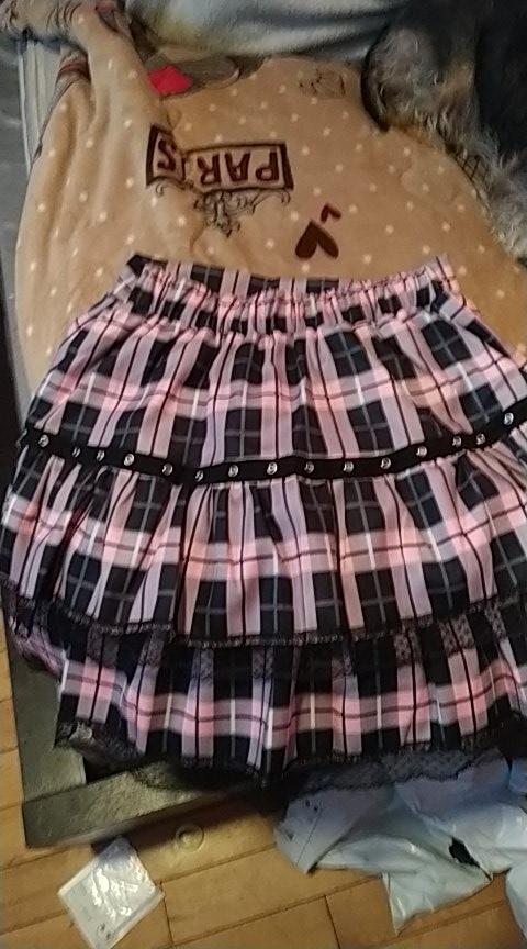 Harajuku Lolita Mini Skirt photo review