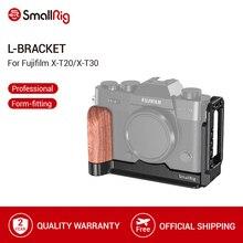 SmallRig X T20 L Piatto di Staffa per Fujifilm X T20 e X T30 Arca Swiss Standard Piastra Laterale + Piastra di Base L A forma di Piastra di Montaggio 2357