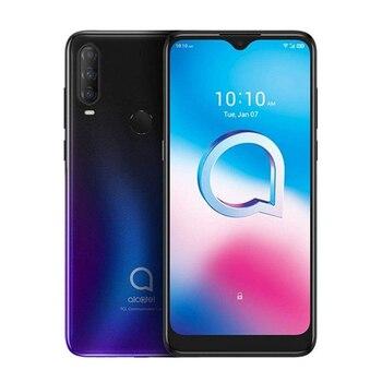 Перейти на Алиэкспресс и купить Alcatel 3L (2020) 4 ГБ/64 ГБ синий (Хамелеон синий) Dual SIM 5029D