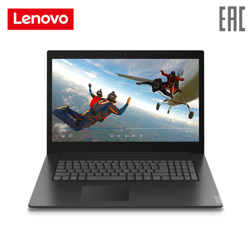 Laptop Lenovo IdeaPad L340-17IWL/17.3 HD +/CORE_I3-8145U/4 GB/1 TB HDD/128 GB SSD/MX110 2GB GDDR5/DOS/Black (81M0003NRK)