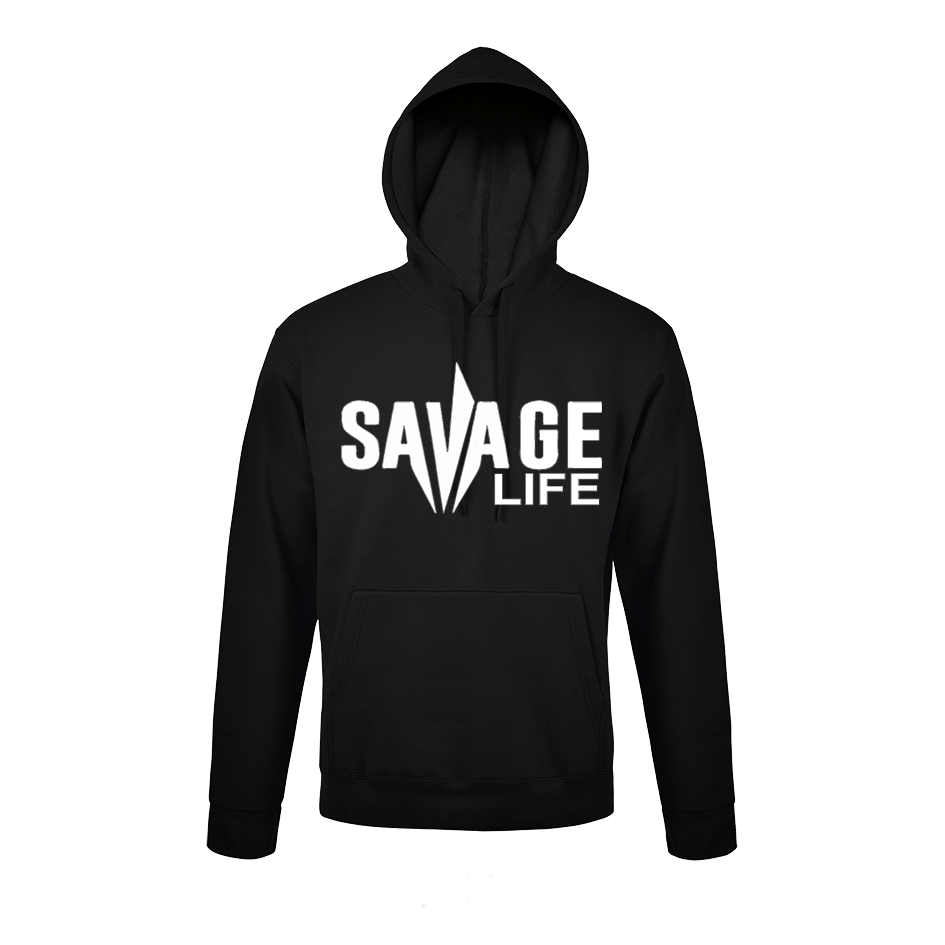 Sweatshirt hoodie <font><b>SAVAGE</b></font> <font><b>21</b></font> male female CHILD plush image