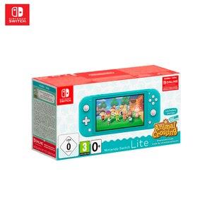 Игровая консоль Nintendo Switch Lite  + код Animal Crossing New Horizons + NSO (3 мес.)