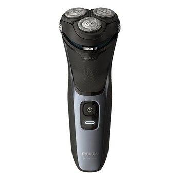 Philips Afeitadora eléctrica recargable S3133/51 negra/cuidado personal/afeitadora eléctrica para hombre/afeitadora
