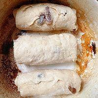 葡萄干肉桂面包的做法图解2