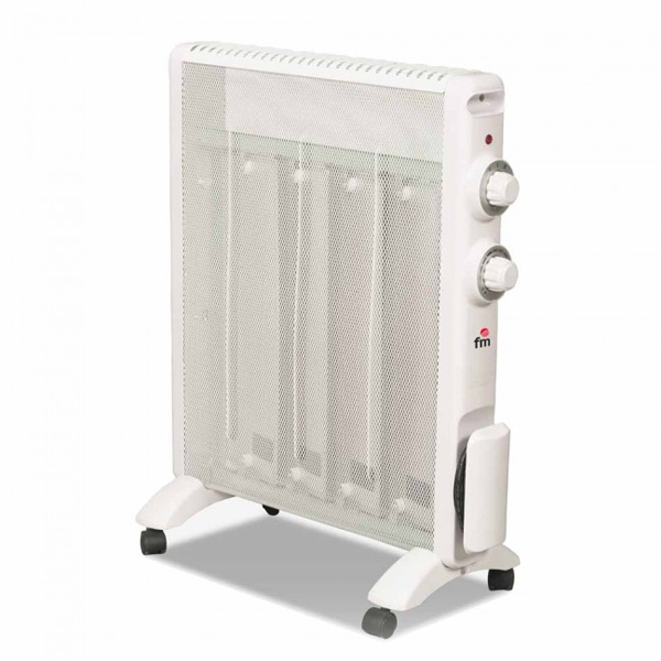 Infrared Radiator Grupo FM RS-15 1500W White
