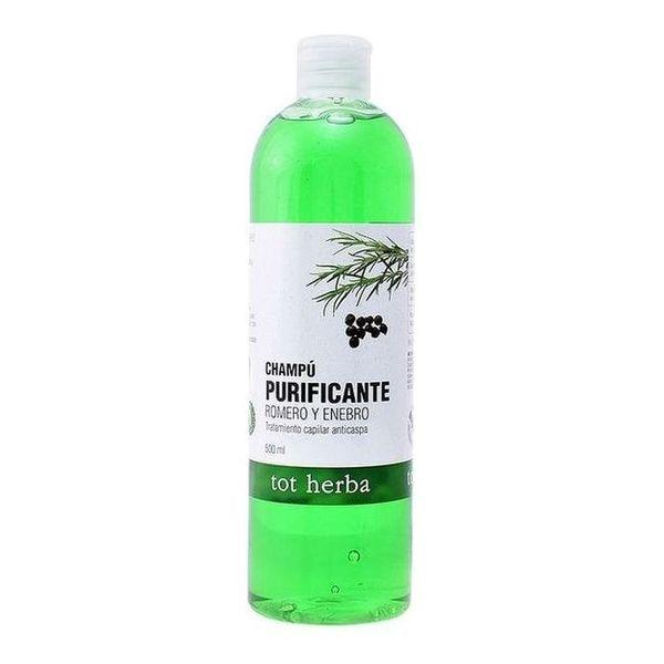 Anti-dandruff Shampoo Tot Herba (500 Ml)