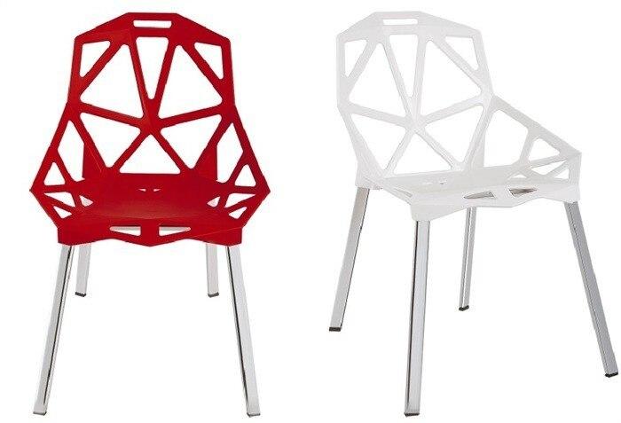 Chair CAMY, Aluminum, Polypropylene Network *