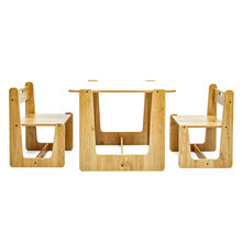 Table Kids Furniture-Chair Chair-Set Desk Montessori Study-Activity Play And for Babies