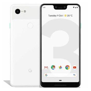 Перейти на Алиэкспресс и купить Google Pixel 3 XL 4 ГБ/128 Гб белый G013C