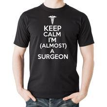 Горячая Распродажа keep calm i'm почти хирургическая забавная
