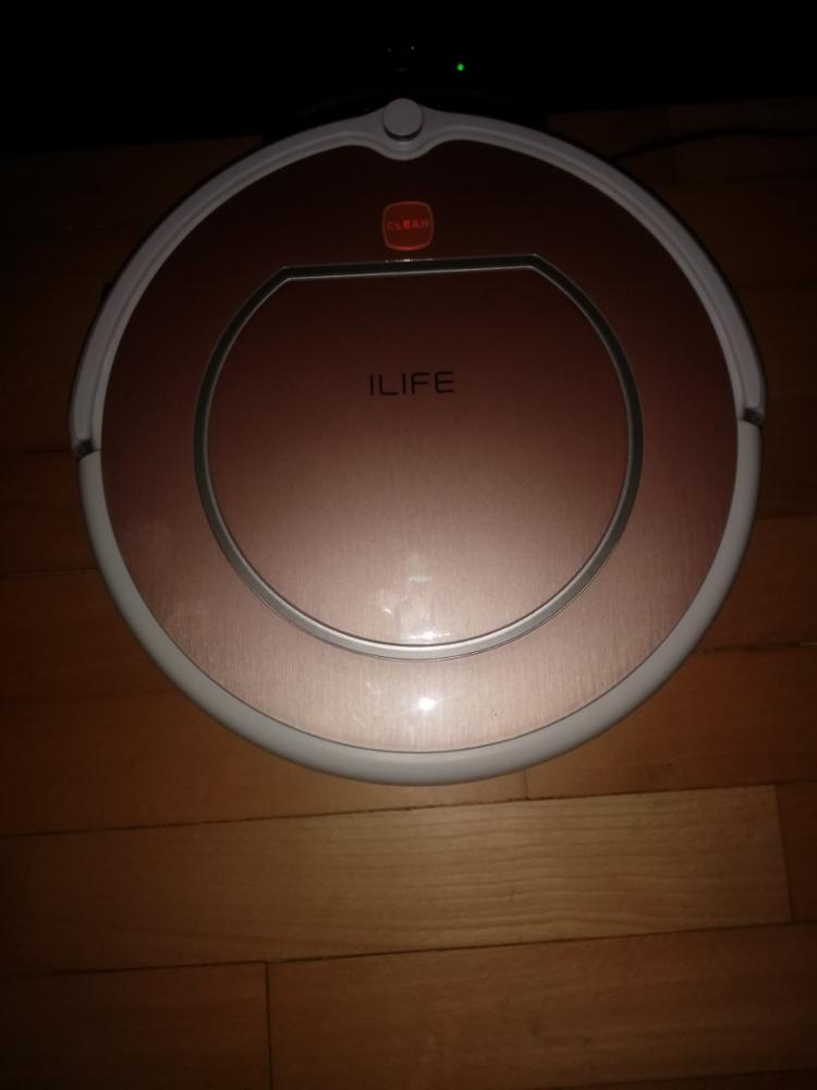 Robot vacuum cleaner ILIFE V50 Pro with memory function|Vacuum Cleaners|   - AliExpress