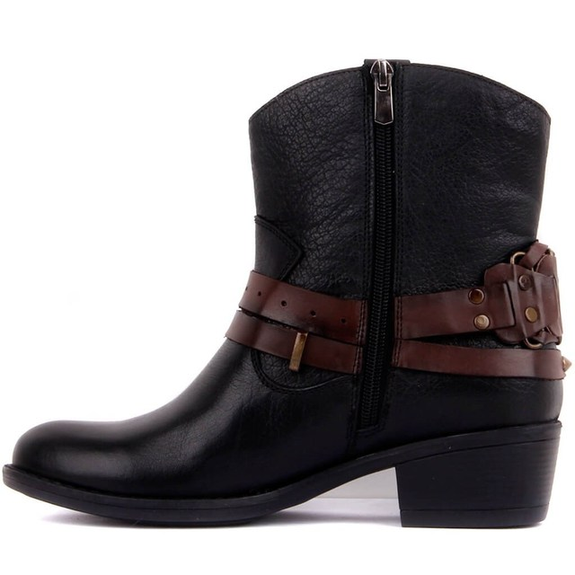 Sail-Lakers Genuine Leather Women's Casual Boots