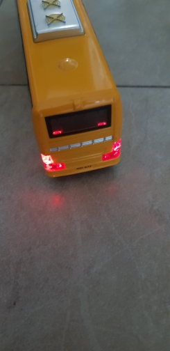 Bus en miniature