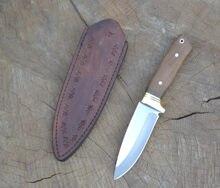 Bushcraft bıçak, keskin , paslanmaz çelik bıçak,tek parça bıçak,yüksek kaliteli, doğa bıçak, garantili, türk bıçak HGBSH1T