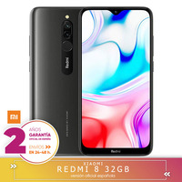 [Official Spanish Version] Xiaomi Redmi 8 Smartphone 3 hard GB RAM 32 hard GB ROM Snapdragon 439 10W de Fast Charge 5000 mAh