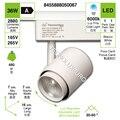 فوكو دي كاري LED ، بويدن ajustar el ángulo دي لوز ، اللون بلانكو 36 واط 6000K لوز
