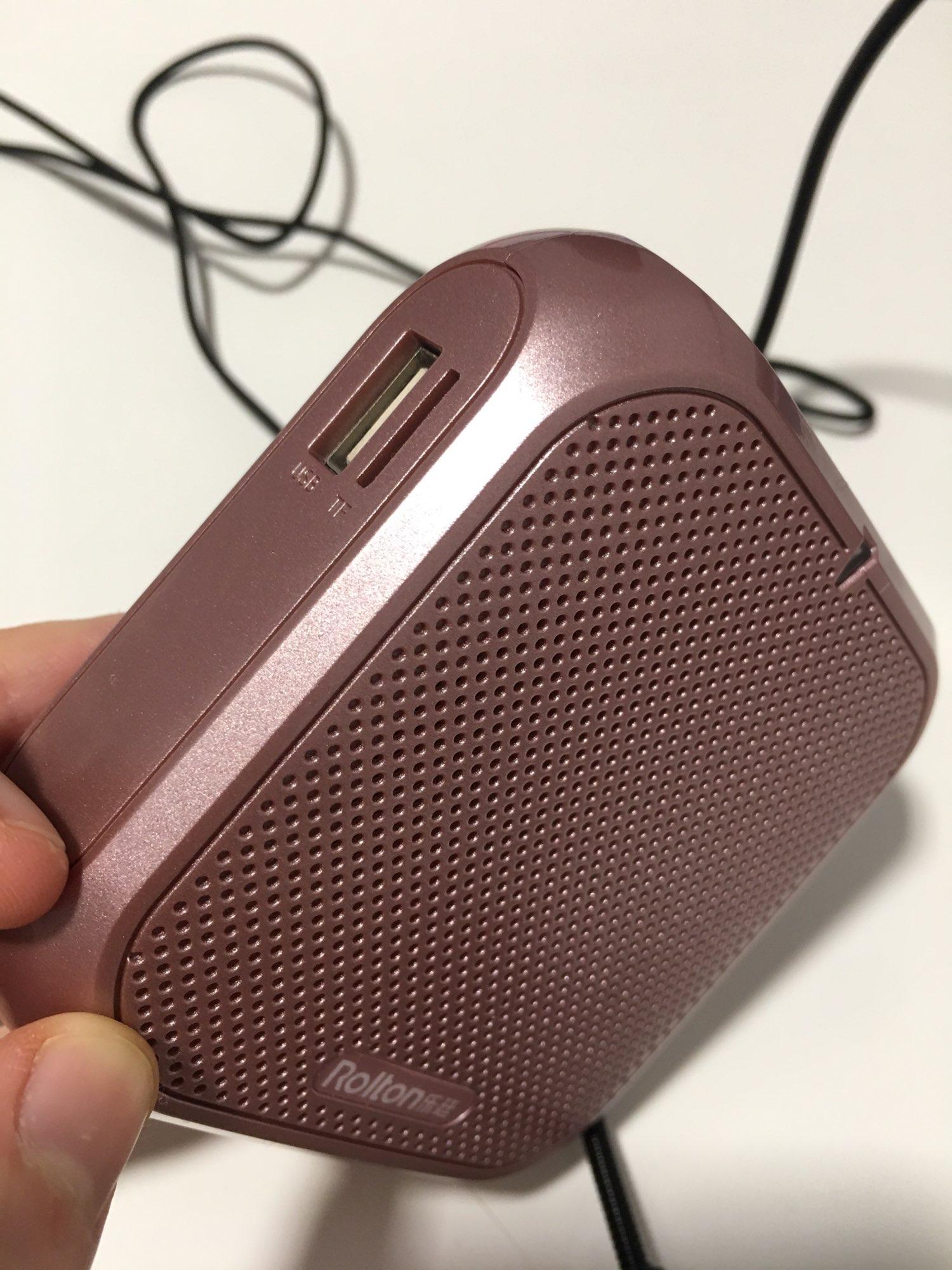 Amplificador de voz portátil, Radio FM, MP3, entrenamiento de profesores