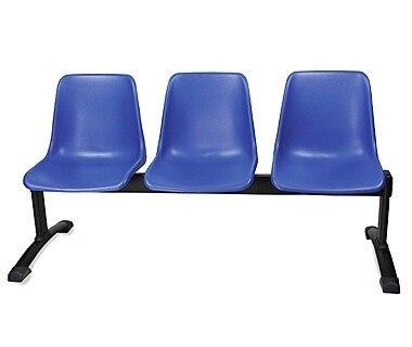 Bed CASE, 3 Seats, Polypropylene (3 Color To Choose)