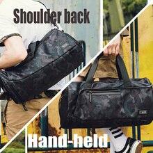ARCTIC HUNTER Men Travel Bag Sports Gym Bags Wateproof Duffl