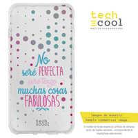 FunnyTech®Stand case Silicone for Xiaomi Mi 8 Lite L Frase
