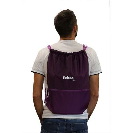 GYMSACK SOFTEE EXTREME - COLOR VIOLETA