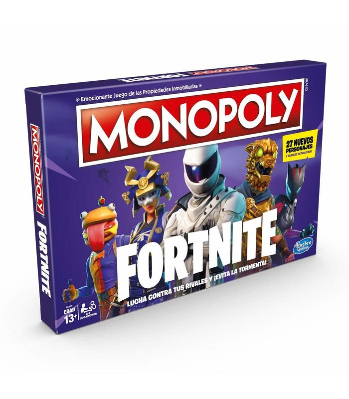 Monopoly Game Fornite Toy Store