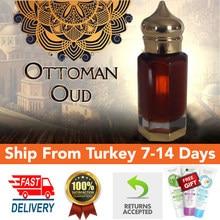 OTTOMANE OUD Attar Moschus Bernstein ORIENTALISCHEN ARABER Keine-Alkohol Exotische Parfüm Öl Duft