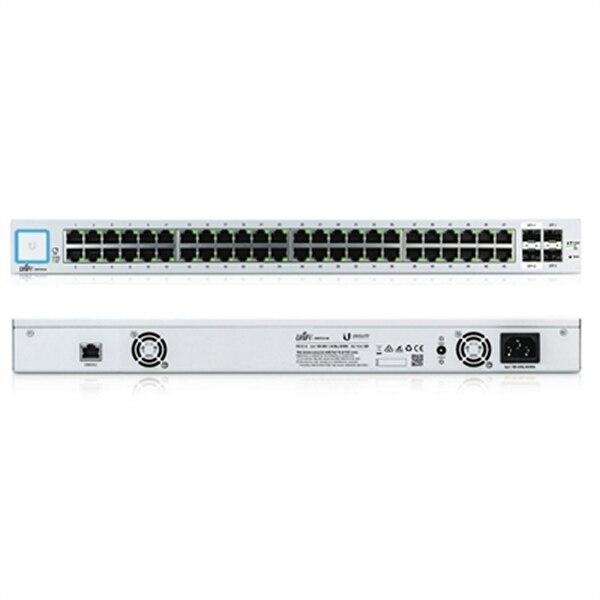 Cabinet Switch UBIQUITI US-48 48xGB 2xSFP 2xSFP+