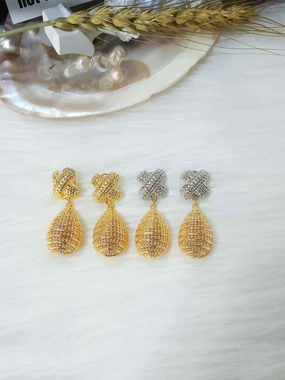 2020 Vintage Mirafeel Orecchini di Grandi Dimensioni per Le Donne Orecchini Dichiarazione Geometrica Orecchini In Oro Africano di Tendenza Gioelleria raffinata e alla moda