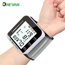 Heart Rate Pulse Meter Measure Sphygmomanometer Monitor Wrist Blood Pressure Monitor Stethoscope For Measuring Arterial Pressure