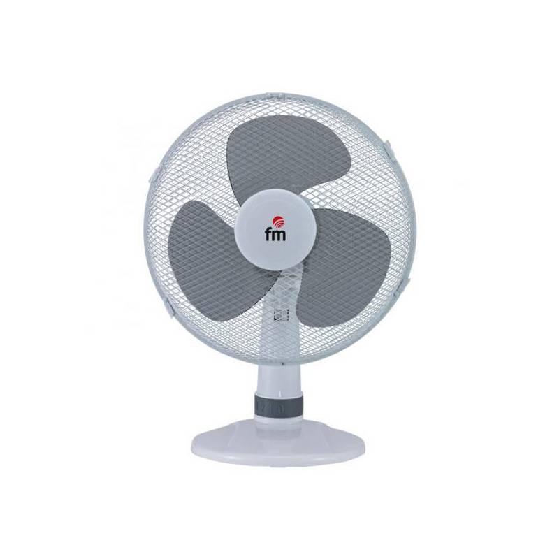 Fan Desktop Group FM S130 30 Cm 3A 35W White