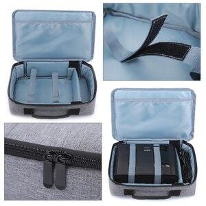 Image 5 - Bolsa de almacenamiento portátil para proyector Universal, Oxford, impermeable, a prueba de polvo, caja de almacenamiento portátil, accesorios para proyector