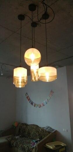 Luzes de pendentes Pingente Luminárias Hanglamp