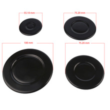 Universal Cooker & Oven Hob Gas Burner Crown & Flame Cap Cover