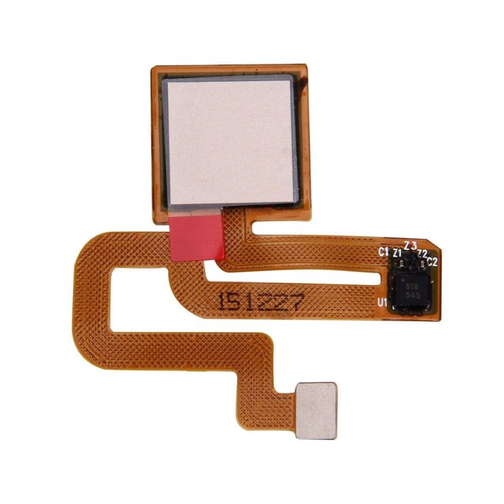 Original Flex Reader Fingerprint Touch ID Golden Color For Xiaomi Redmi Note 3 / Note 3 Pro