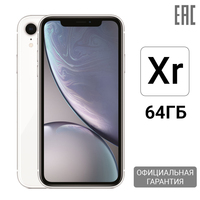 Smartphone Apple iPhone Xr 64 GB mobile phone
