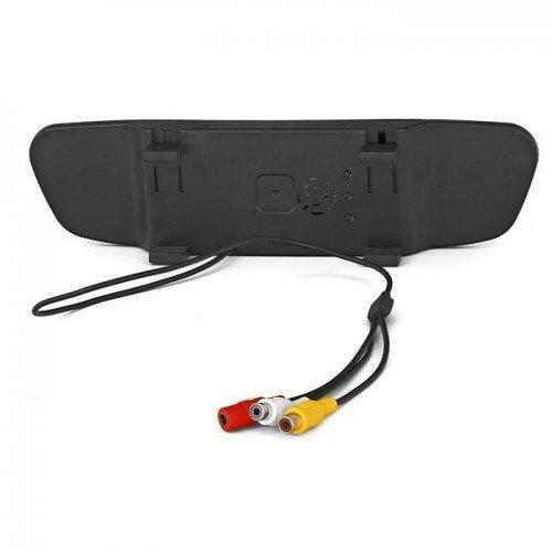 Зеркало монитор для камеры заднего вида СХ 500 5 HD Автомобильный дисплей обратное изображение помощь при парковке заднего вид - 3