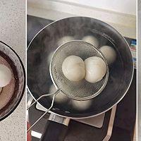 巧克力汤圆的做法图解3
