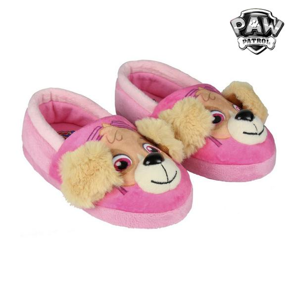 3D House Slippers The Paw Patrol 73375 Pink