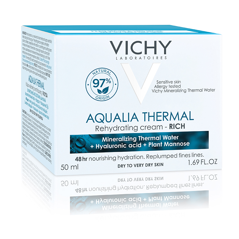 Vichy Aqualia Termal Zengin Krem 50 Ml.