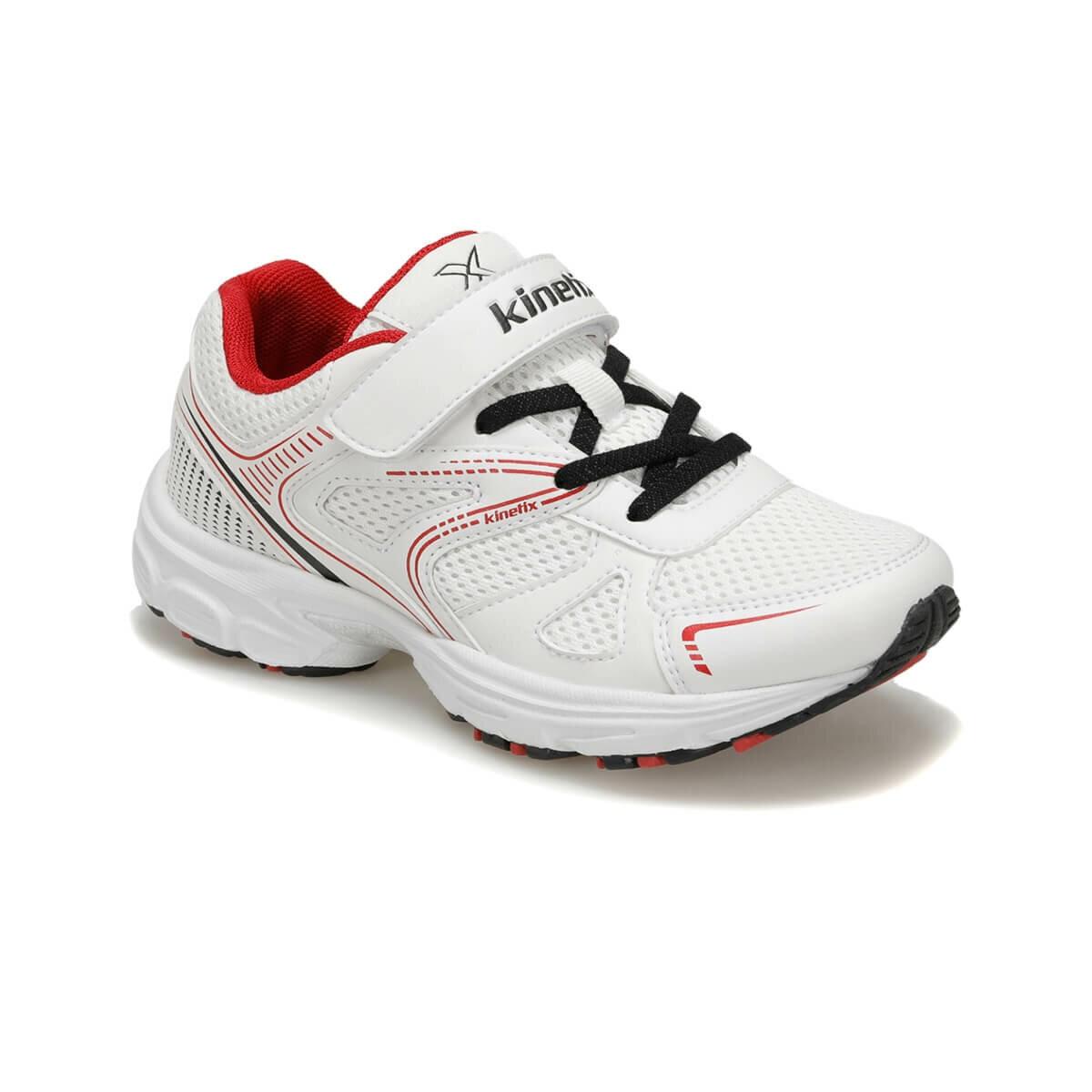 FLO REMOV White Male Child Running Shoes KINETIX