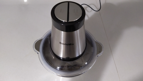 Electric Meat Chopper Grinder photo review