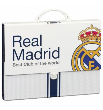 BRIEFCASE CARTON REAL MADRID 1 TEAM 16-